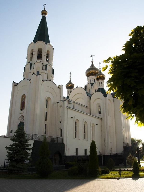 Свято-Духов храм